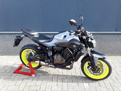 ......Yamaha MT-07 Grijs / Fluo ABS 2017 (a2 / 35kw geschikt)