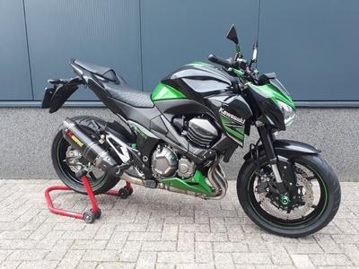 ......Kawasaki Z800 2015