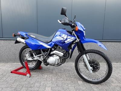 .....Yamaha  XT 600 enduro 2001 (a2 rijbewijs)