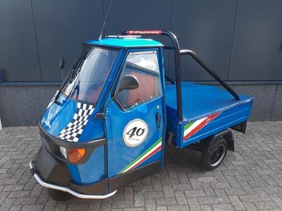 ....Piaggio Ape 50 Anniversary  45 km/h 2012