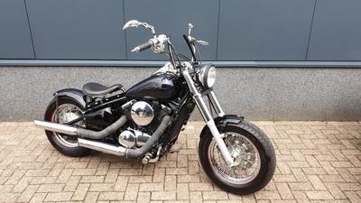 ........... Kawasaki VN 800 Classic BOBBER