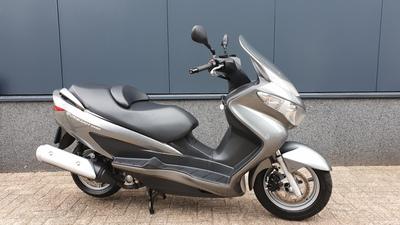 ....Suzuki AN 200 Burgman 2008
