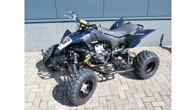 .....Yamaha quad YFZ 450 special edition