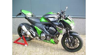 .....Kawasaki Z 800 model 2013