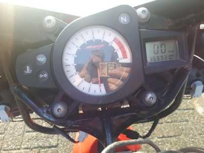 TZR 50 Km. teller / dashboard