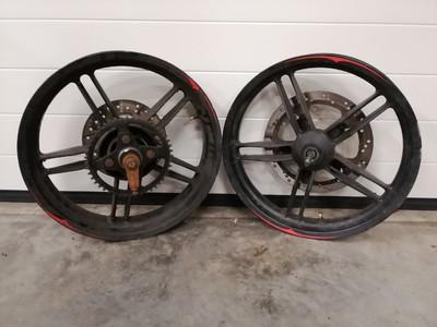TZR 50 set wielen