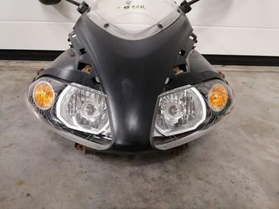 TZR 50 koplamp + voorscherm
