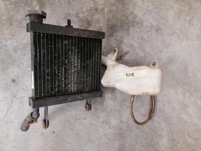 TZR 50 radiateur