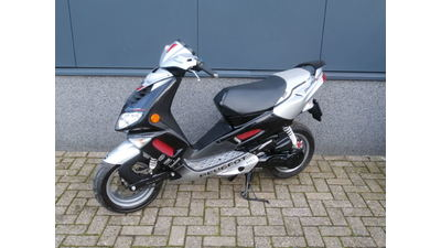 ....Peugeot Speedfight II 45 km/h Silversport