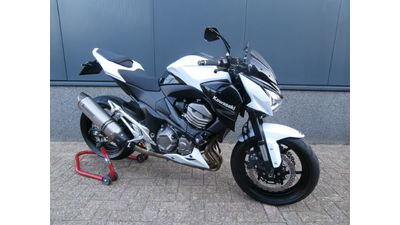 Z 800 E ABS 2015 wit 35 kw..