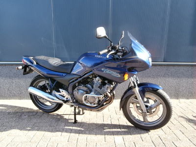 ......Yamaha  XJ 600 Diversion