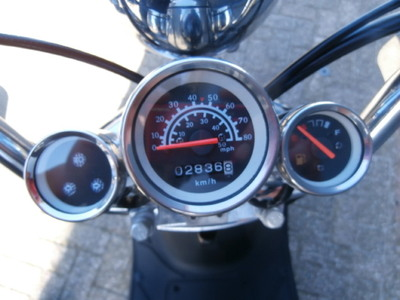 .....Gilera Runner 45 km/h