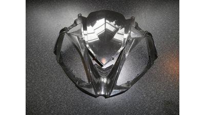 GPR 2T koplampkap zwart