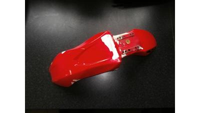 Senda DRD voorspatbord rood