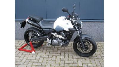 ....Yamaha MT-03 wit 35kw 2009  (A2 rijbewijs)