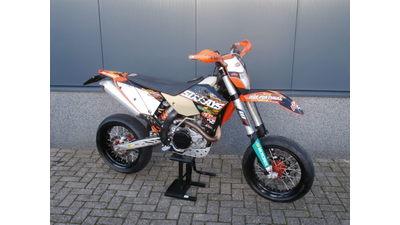 ....KTM 530 EXC Supermotard 2008 (A2 rijbewijs)