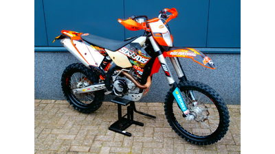....KTM 530 EXC Sixdays enduro