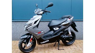 .......Yamaha Aerox R grijs 45 km/h 2013