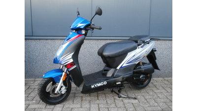 .... Kymco Agility 25  km/h