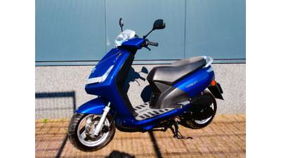 ......Peugeot New Viva City 25 km/h sportline