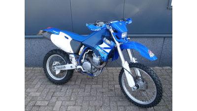 .....Yamaha WR 400 F