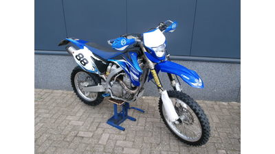 .....Yamaha WR 450 F enduro/supermotard  2007