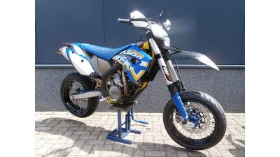 .....Husaberg  FE 450 Supermotard