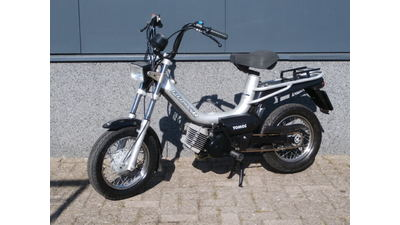 ..... Tomos Pack'r 25 km/h zilver