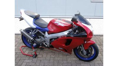 ...Kawasaki  ZX-7R  rood 1997
