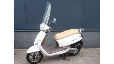 ...SYM Fiddle II 25 km/h wit 2009