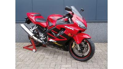 ....Honda CBR 600 F Sport