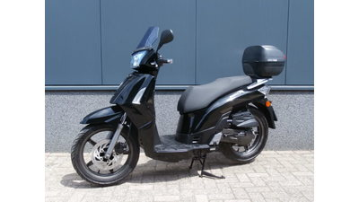...Kymco People S zwart 45 km/h
