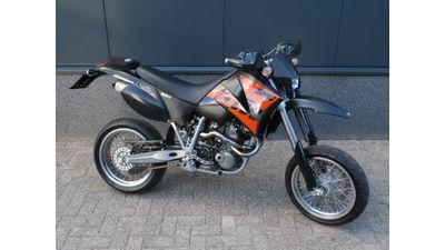 ....KTM SMC 660 supermotard 2003