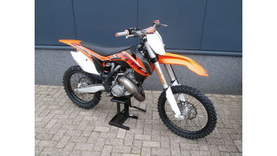 .... KTM 125 SX 2014