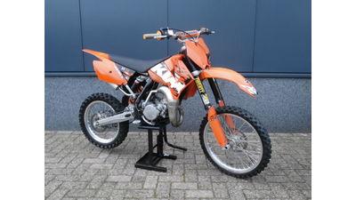 85 SX 2008