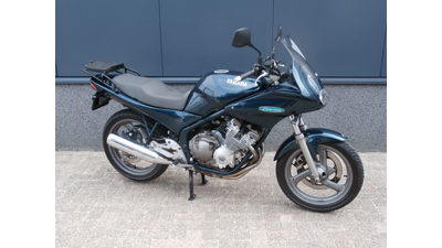 ....Yamaha XJ 600 Diversion  ( koopje !! )