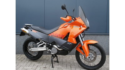 .....KTM 990 Adventure EFI 2006 ABS
