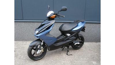 ...Yamaha Aerox 45 km/h  2013