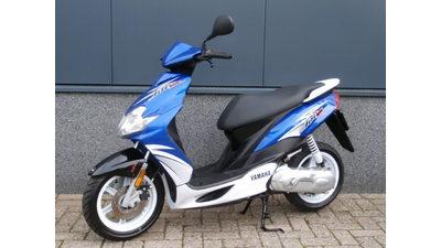 ....Yamaha Jog R 45 km/h blauw 2012