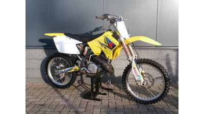 ....Suzuki RM 125   2008