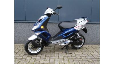 ...Peugeot Speedfigt II 25 km/h ultimate edition