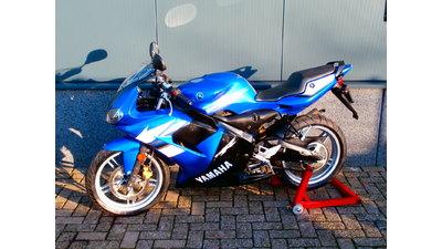 TZR 50 blauw