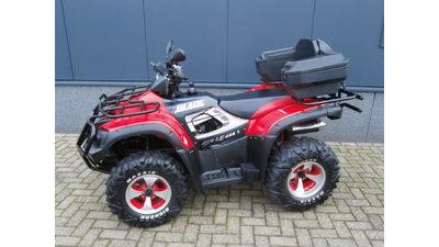 ......TGB Blade 425 SE 4x4 rood 2008