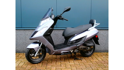 ....Kymco New Dink 50 antraciet 45 km/h