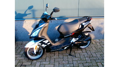 ..........Speedfight 3 45 km/h zwart-wit 4T