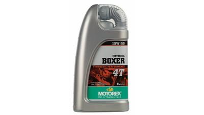 Boxer 4t 15w50