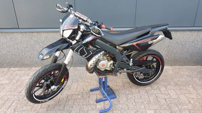 ..... Derbi Senda DRD Racing  limited edition