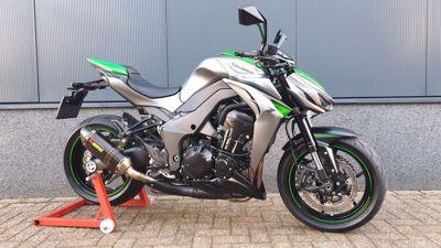 ......Kawasaki Z 1000 ABS 2016
