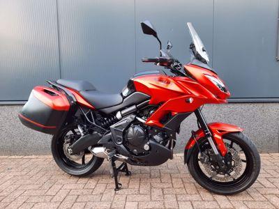....Kawasaki Versys 650 ABS 2016