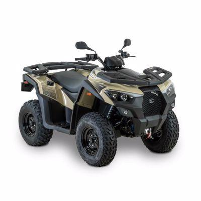 NEW MXU 550i 4x4